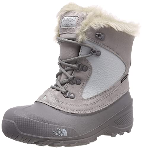 1395d8bf6 The North Face Unisex Kids' Shellista Extreme Snow Boots, (Foil Grey/Ice