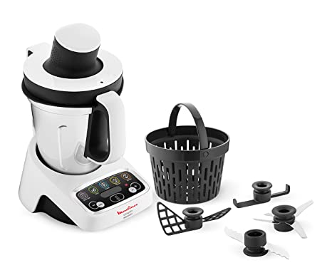 Moulinex YY2978FG Volupta - Robot da cucina: Amazon.it: Casa e cucina