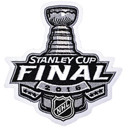 100% authentic 99e70 d759a 2016 NHL Stanley Cup Final Logo Jersey Patch San Jose Sharks Pittsburgh  Penguins