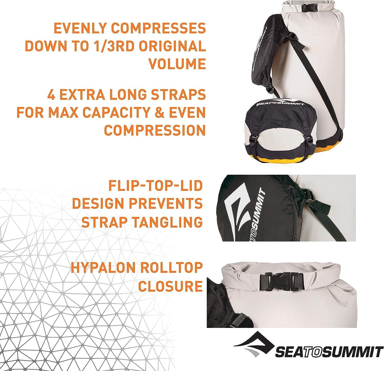 /genialer Saco de compresi/ón Sea to Summit Ultra SIL Event Dry Saco de compresi/ón/