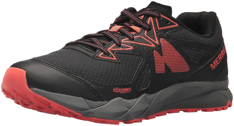 Merrell Women's Agility Fusion Flex Sneaker B071G3RN1L 10 B(M) US Granite/Coral