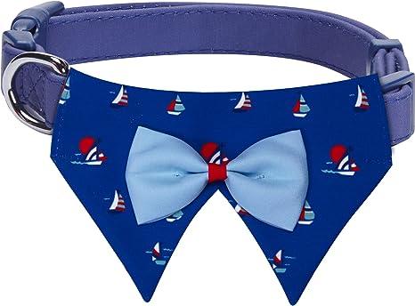 Navy Blue Pet Bowtie
