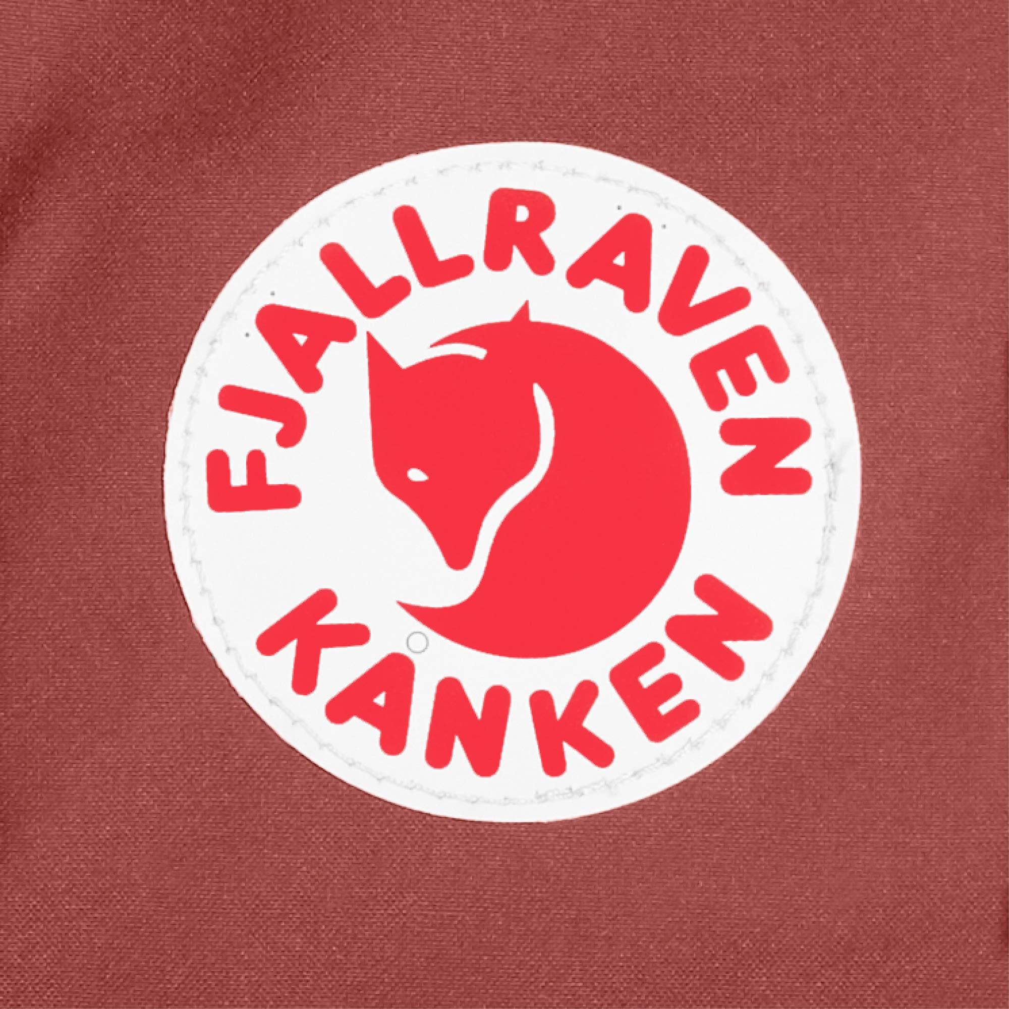 Fjallraven - Kanken Classic Backpack for Everyday, Dahlia by Fjallraven (Image #7)