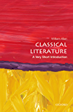 Classical Literature: A Very Short Introduction (Very Short Introductions)