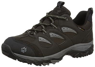 Jack Wolfskin »Vojo Hike Texapore Women« Outdoorschuh, grau, 36 36