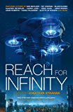 Reach For Infinity (The Infinity Project Book 3)