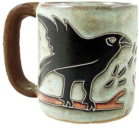Amazon.com   One (1) MARA STONEWARE COLLECTION - 16 Oz Coffee Cup ...