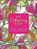 Posh Adult Coloring Book: Pretty Designs for Fun & Relaxation (Volume 2) (Posh Coloring Books)