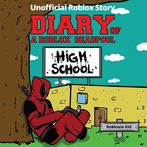 Diary Of A Roblox Noob Bee Swarm Simulator Audiobook By Amazon Com Diary Of A Roblox Deadpool Roblox High School Unofficial Roblox Deadpool Diaries Audible Audio Edition Robloxia Kid Tommy Jay Robloxia Kid Audible Audiobooks