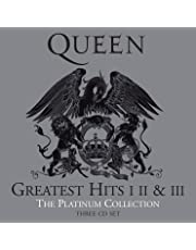 Queen Greatest Hits I, II & III