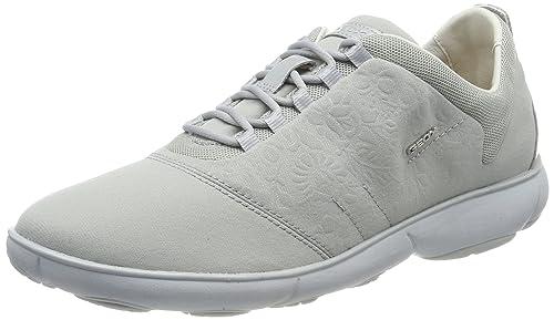 d311de61a2f3a Geox Women s D Nebula a Trainers  Amazon.co.uk  Shoes   Bags