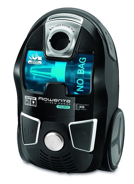 Rowenta RO6225EA - Aspiradora (900 W, B, 34 kWh, Aspiradora cilíndrica, Bolsa para el polvo, 2,75 L): Amazon.es: Hogar
