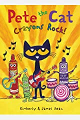 Pete the Cat: Crayons Rock! Kindle Edition