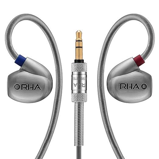 4 opinioni per RHA T10 Auricolari con isolamento acustico