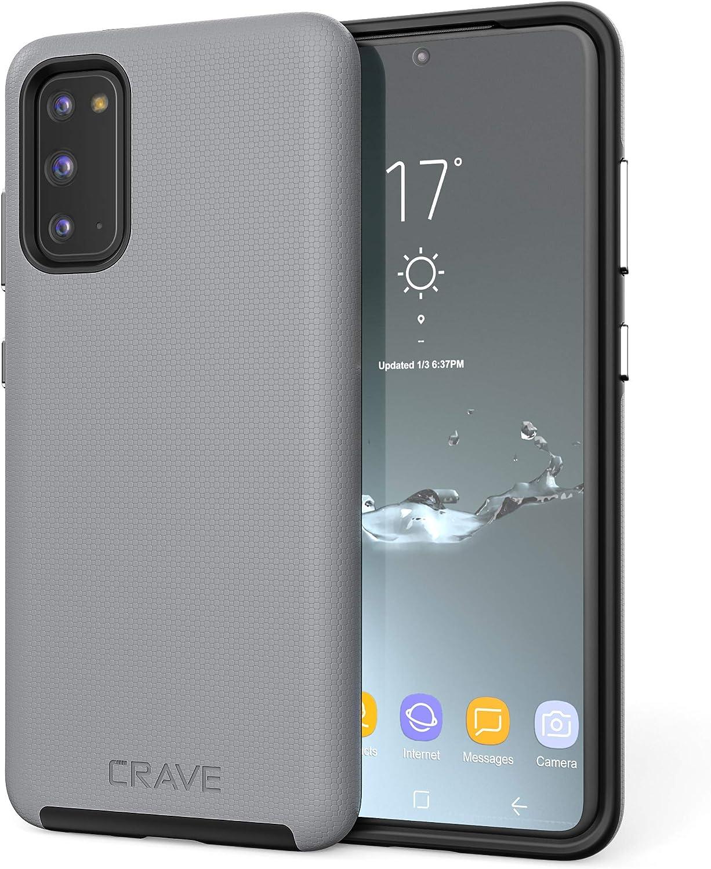 Funda para Samsung Galaxy S20 - marca Crave - slate
