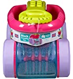 Mega Bloks Block Scooping Wagon Building Set Pink
