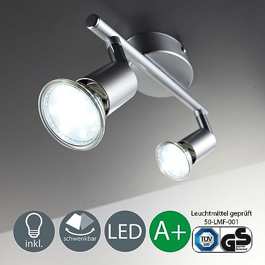 186 opinioni per Faretti spot moderni LED | Lampadine LED 3W | Illuminazione orientabile | Set da