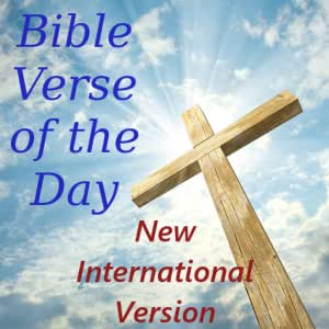 Bible Verse of the Day NIV