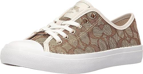 Coach Empire Signature - Zapatillas Deportivas para Mujer (Tallas Bajas), Color, Talla 35/36 EU: Amazon.es: Zapatos y complementos