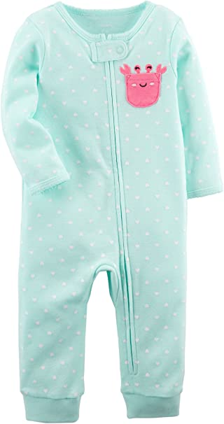 37aa8270f Amazon.com  Carter s Baby Girls  Interlock 115g247  Clothing