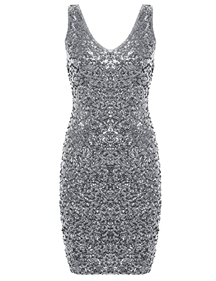 The 8 best silver party dresses under 100