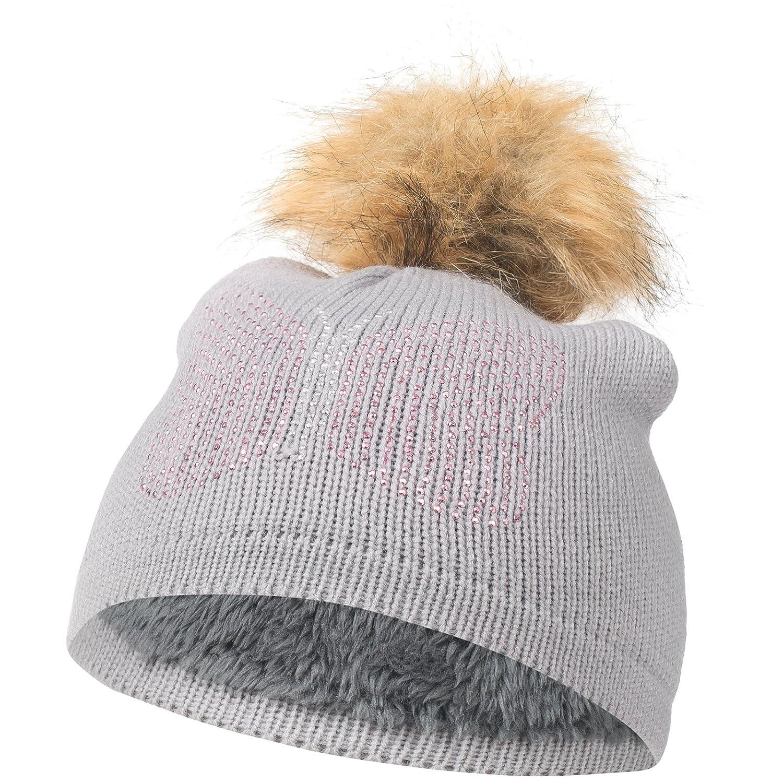 Cleostyle - Collection - Ensemble bonnet, écharpe et gants - Fille