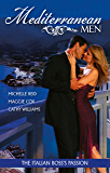 Mediterranean Men: The Italian Boss's Passion - 3 Book Box Set, Volume 2 (Mistress to a Millionaire)