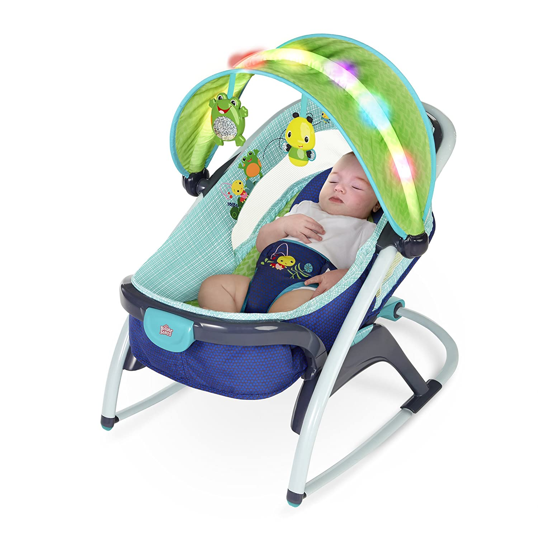 Bright Starts Lullaby Lagoon Rocker Napper Amazon Baby