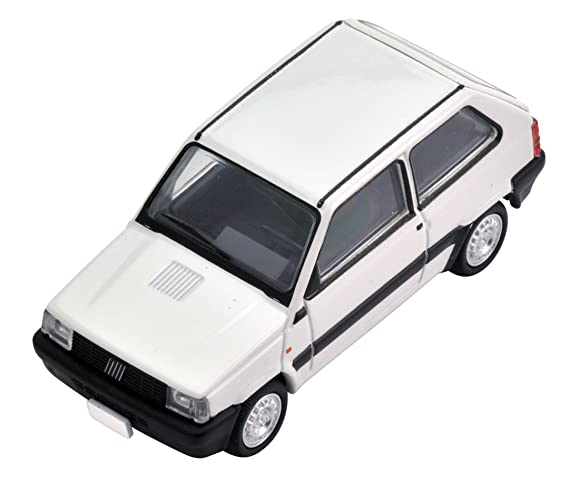 Amazon.com: Tomica Limited Vintage Neo 1/64 LV-N133a Fiat Panda (white): Toys & Games