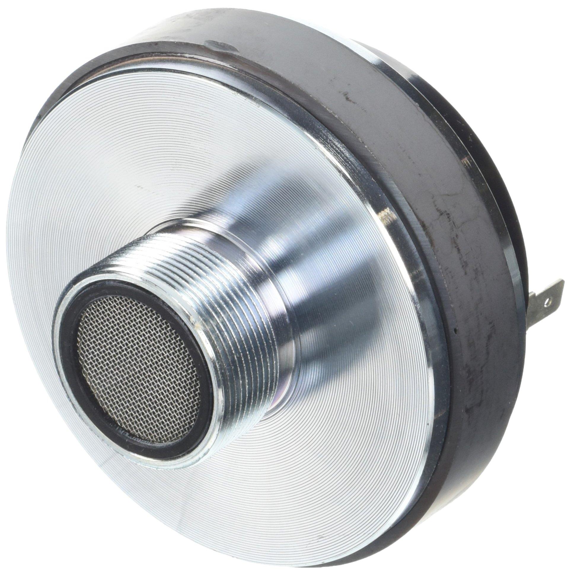 Pyle PDS341 1.35-Inch Titanium Horn Driver 8 Ohm 13/8-Inch x 18 TPI