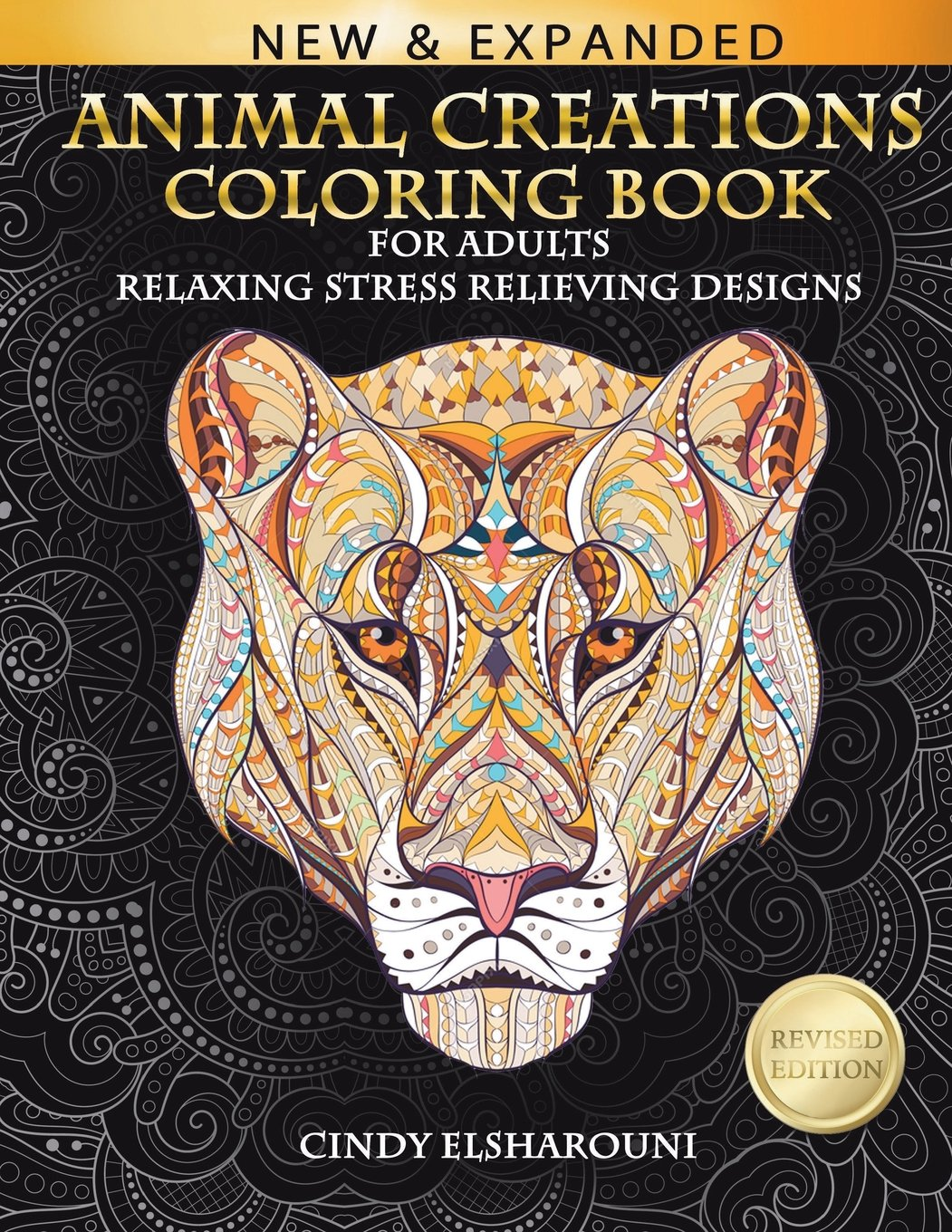 Animal Creations Coloring Book: Inspired By Nature ebook