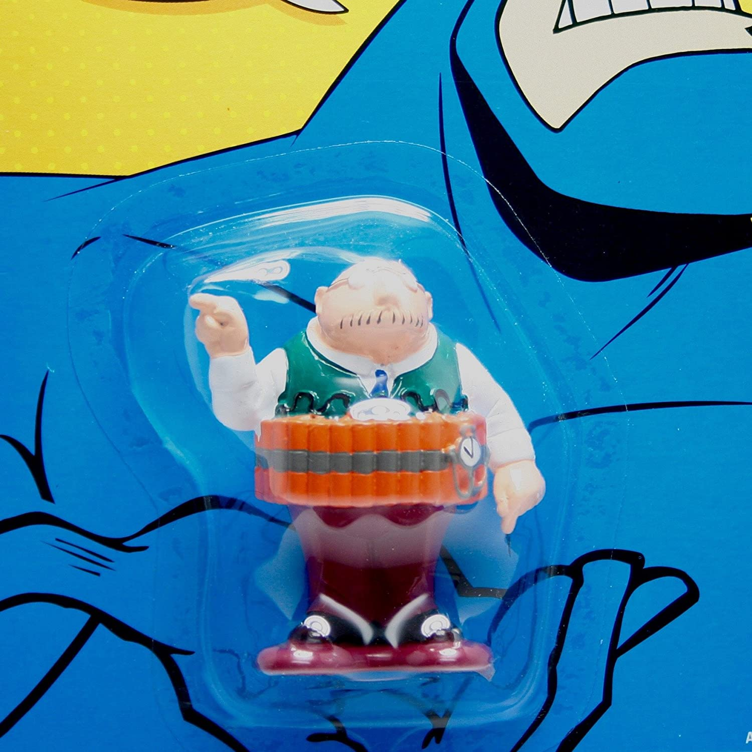 DYNA-MOLE Evil Doers from THE TICK 1994 Bandai 3 Inch Collectible Figure
