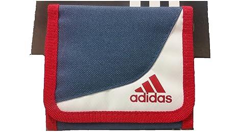 Adidas - Cartera, color Azul
