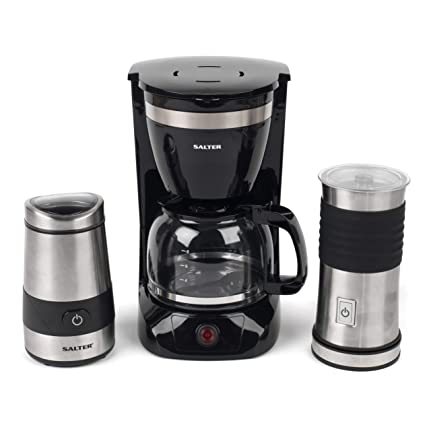 Salter Combo 4073 Coffee Maker Wkeep Warm Function