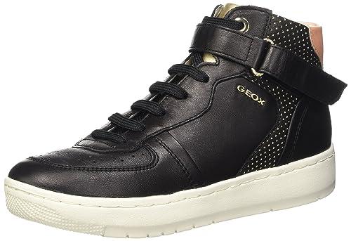 Geox D Nimat A - Zapatillas Altas Mujer: Amazon.es: Zapatos y complementos