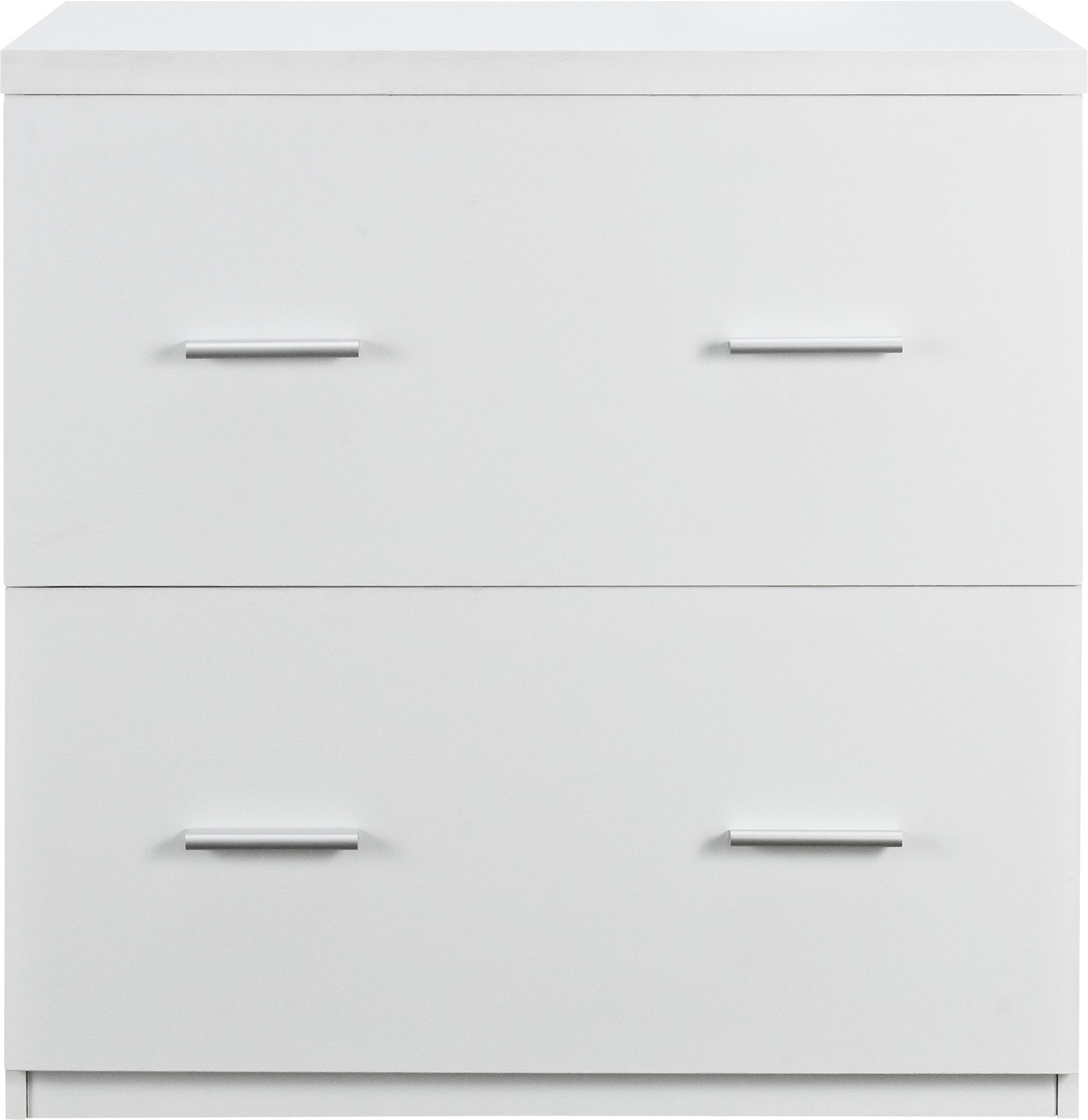 Ameriwood Home Princeton Lateral File Cabinet, White