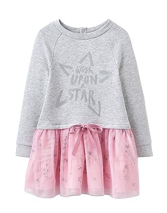 Kleid rosa mit glitzer