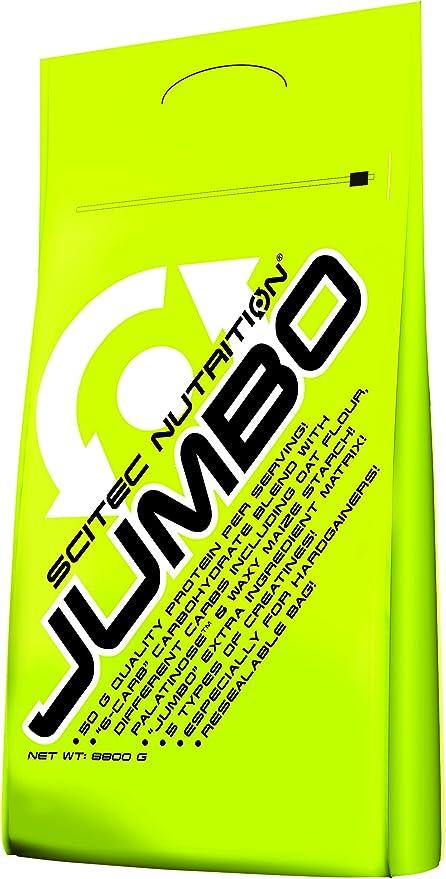 Single Player Modo of proteins Jumbo 8800 g Fresa: Amazon.es