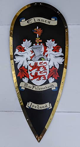 Family Crest Shield