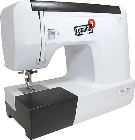 Bernina 8100000168839 - Máquina de Coser Bernette London 3: Amazon ...