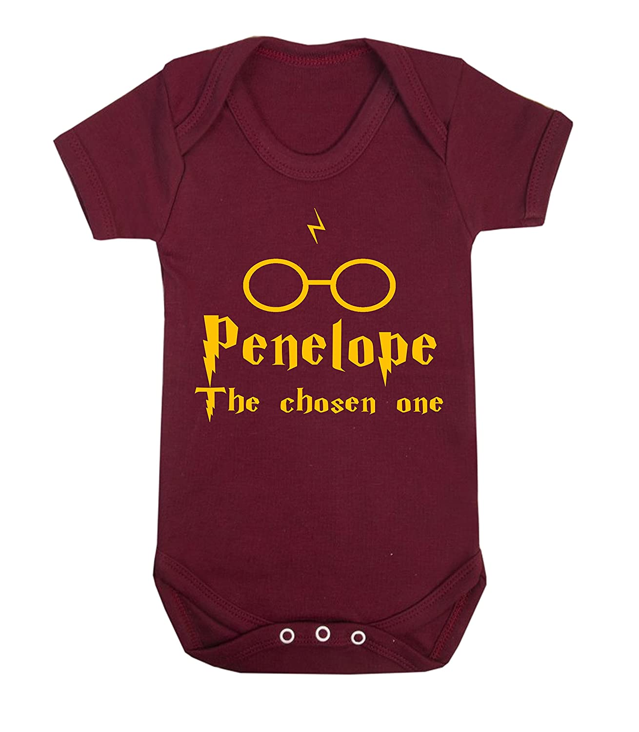 The Chosen One Harry Potter Inspired Baby Vest  Babygrow Baby Gifts