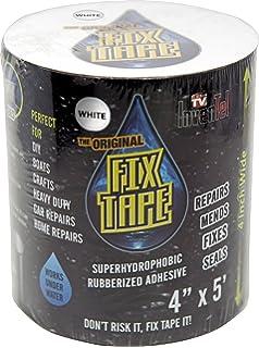 Flex Seal Tape Reviews >> Amazon Com Flex Tape Rubberized Waterproof Tape 4 X 5 Clear