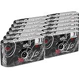 TopShot Lot de 12 appareils photo jetables pour 27 photos avec flash (Noir)