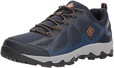 Peakfreak Xcrsn 2 Xcel Low - Chaussures randonnée homme Collegiate Navy / Orange Blast 47 5ST1Gc