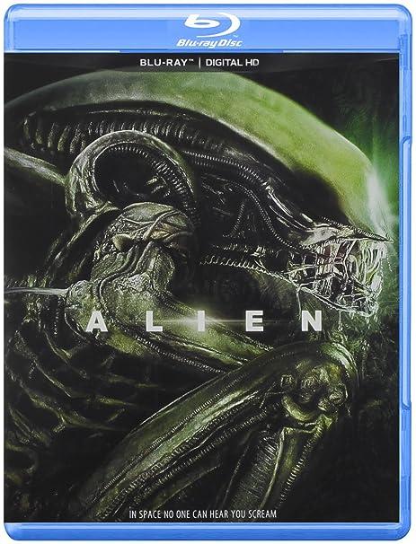 Alien [Edizione: Stati Uniti] [Italia] [Blu-ray]: Amazon.es