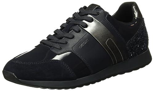 es Geox Mujer D Amazon D Y Para Zapatillas Zapatos Deynna xBOqTUBf
