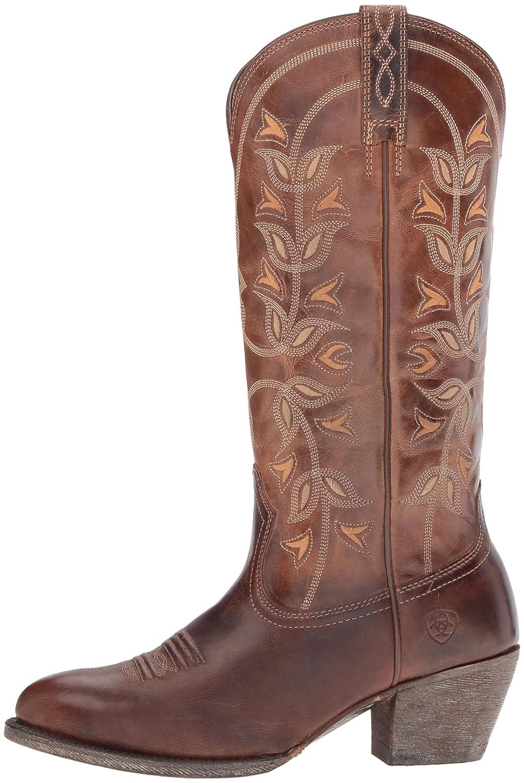 Ariat Women's B00IM7DI20 Desert Holly Western Cowboy Boot B00IM7DI20 Women's 7 B(M) US|Pearl 107e7d