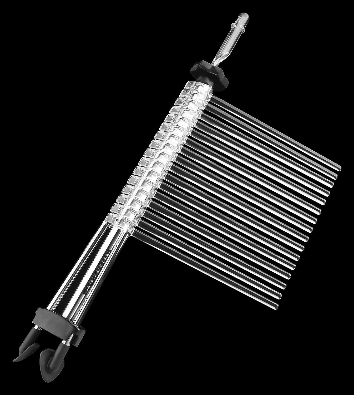 KitchenAid KPDR Pasta Drying Rack Attachment Silver