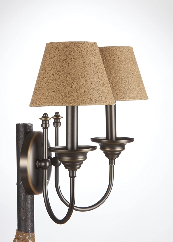 Amazon.com: upgradelights corcho natural 6 inch estilo ...