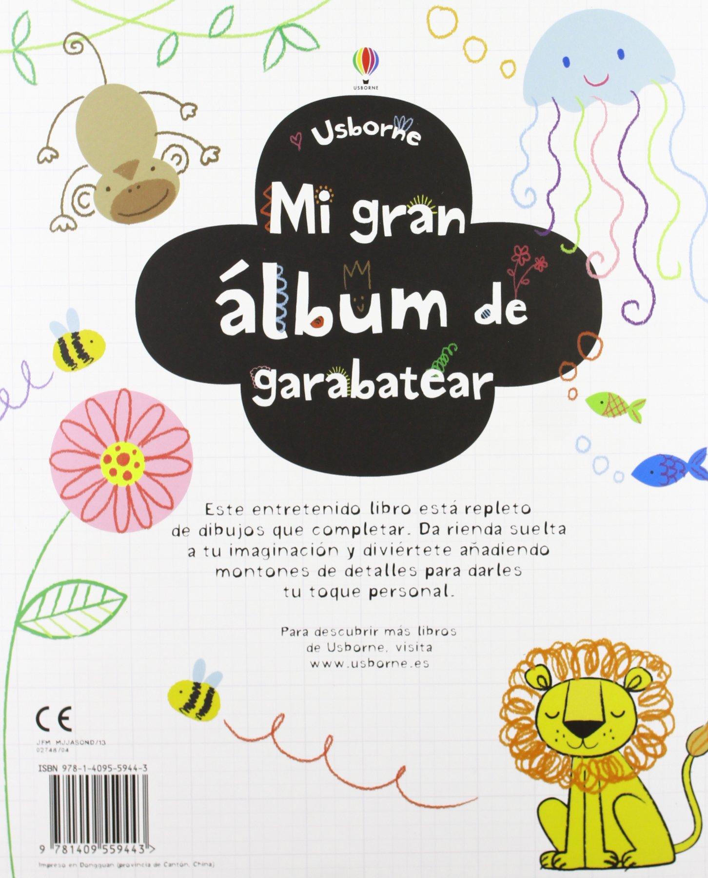 Mi Gran Albúm De Garabatear: Amazon.es: Vv.Aa.: Libros